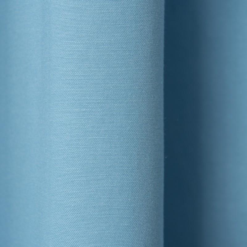 """Комплект штор с подхватами """"Вилли"""" 01 Голубой"""