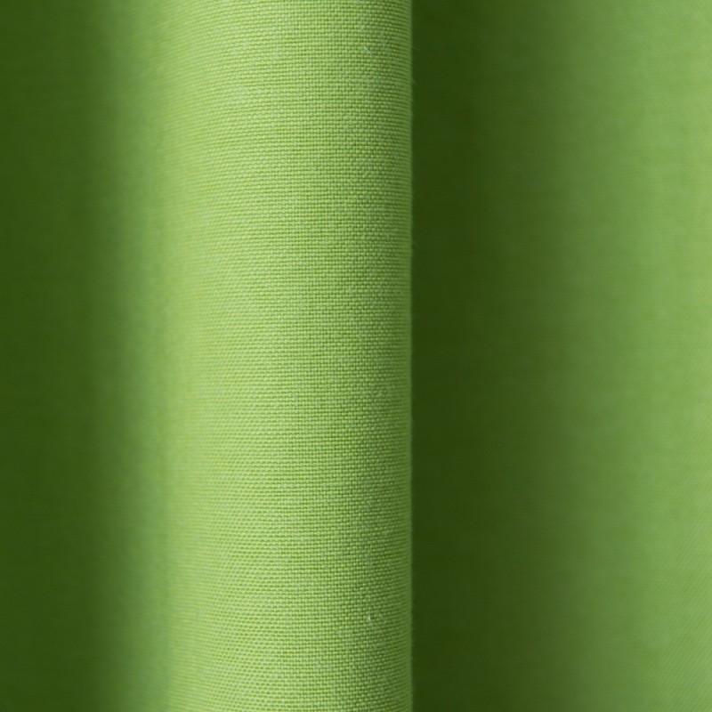 """Комплект штор с подхватами """"Вилли"""" 03 Зеленый"""