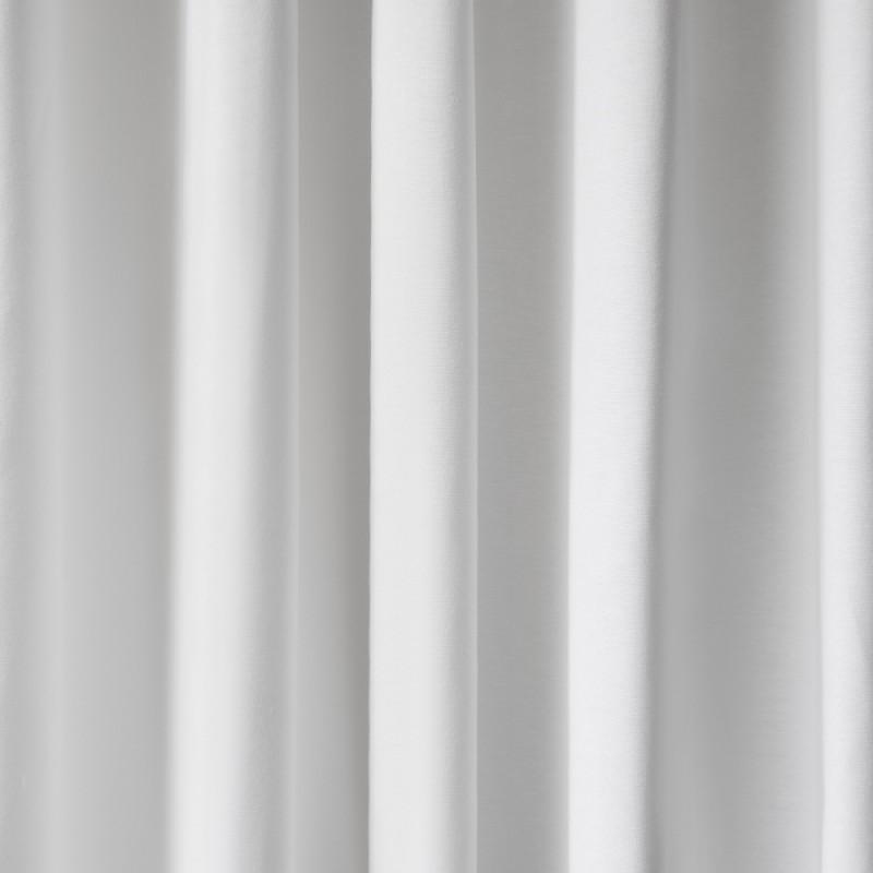 """Комплект штор с подхватами """"Вилли"""" 07 Белый"""