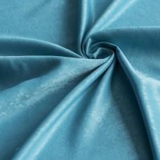 """Комплект штор  """"Тельмарин"""" 09 голубой с вуалью"""