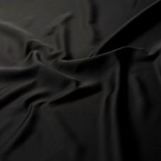 """Комплект штор  """"Шатака"""" 01 Черный с вуалью"""