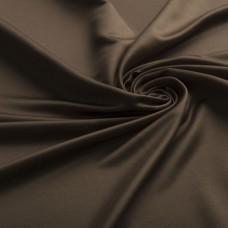 """Комплект штор  """"Шатака"""" 06 коричневый с вуалью"""